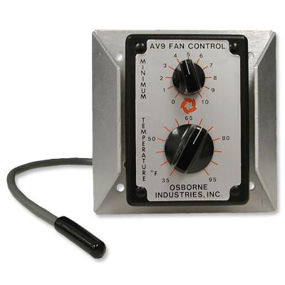 AV9 Fan Control