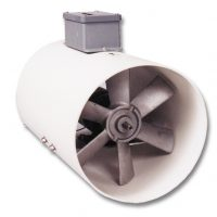 Ventilation Fan for Kennel Systems