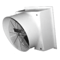 Kennel Ventilation System Fans