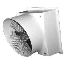 Kennel Ventilation System Fans