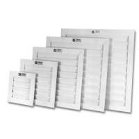 Kennel Ventilation Shutters in Various Sizes